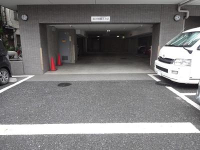 【駐車場】ライオンズマンション鶯谷第7