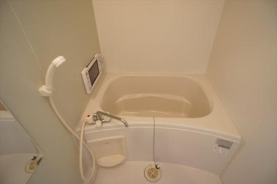 【浴室】エルミタージュ難波南Ⅰ