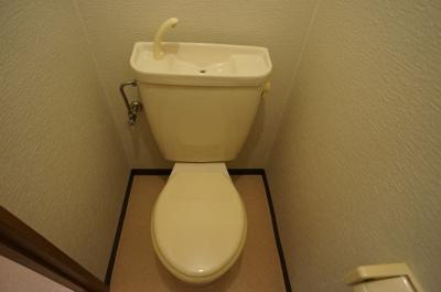 【トイレ】ドミール喜連