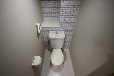 【トイレ】サンロイヤル八幡