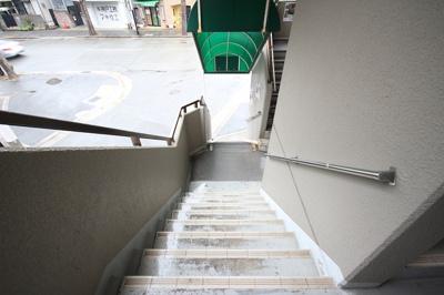 【ロビー】グランディア六甲道