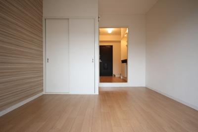 【寝室】グランディア六甲道