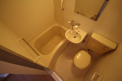 【浴室】グランディア六甲道