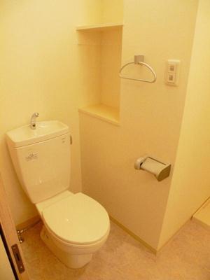 F・PARC GRANDMARK天神(1R) トイレ
