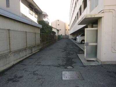 【駐車場】長吉グリーンハイツ