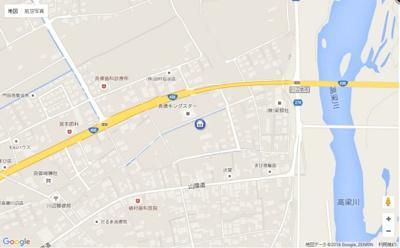 【地図】プロニティーMABI