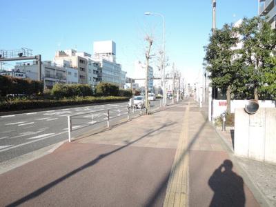 【周辺】ユニーブル神奈川新町