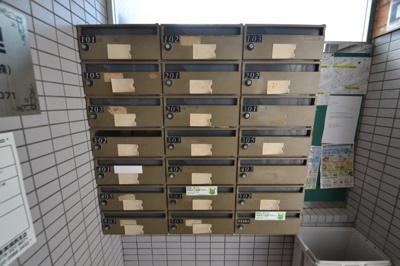 【設備】シャトラン弓木二番館