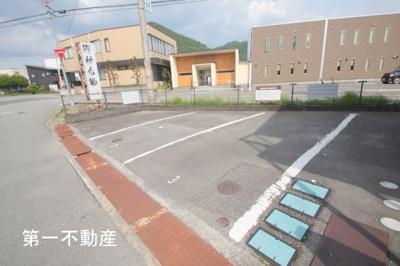 【駐車場】ハイツ・カトレア