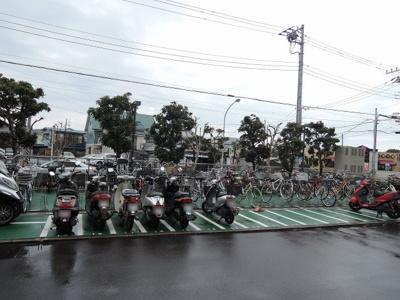 バイク置場・駐輪場
