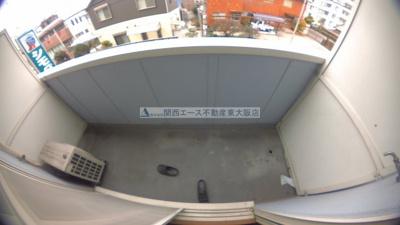 【バルコニー】福美ハイツ2