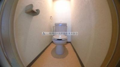 【トイレ】福美ハイツ2