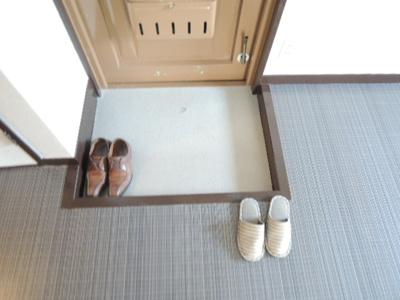 【玄関】たからマンション