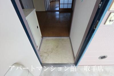 【玄関】コーポのぐち