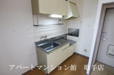 【キッチン】コーポのぐち