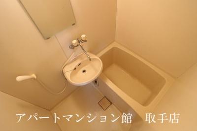 【浴室】コーポのぐち
