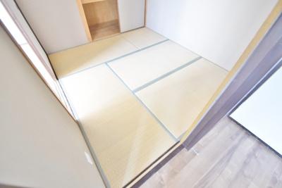 【寝室】SAMURAIマンション