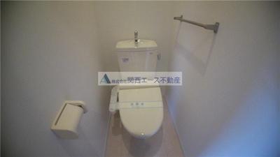 【トイレ】プランドールE棟