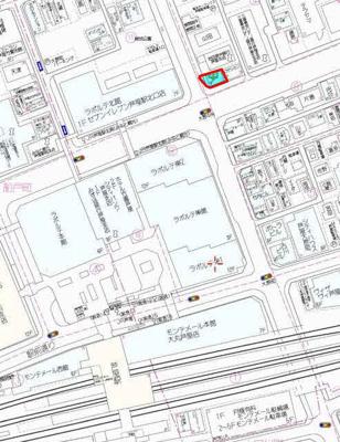 【地図】プティビル
