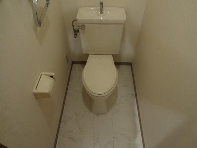 【トイレ】シャトレ国分