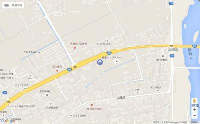 【地図】メルヴェールMABI