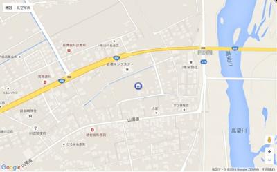 【地図】プロニティーMABI2