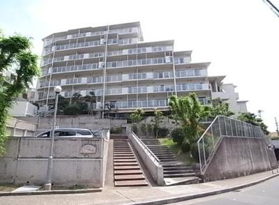 【外観】ヴィラ舞子五色山 南西角部屋8階
