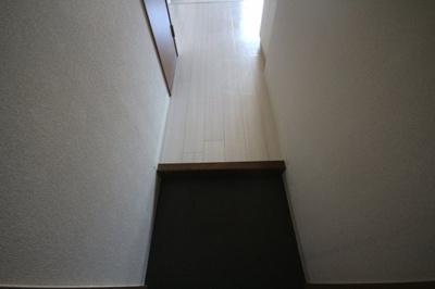【玄関】エクレール六甲