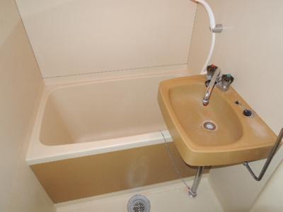 【浴室】清州プラザ湯里