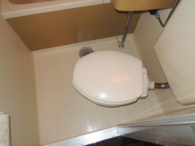【トイレ】清州プラザ湯里