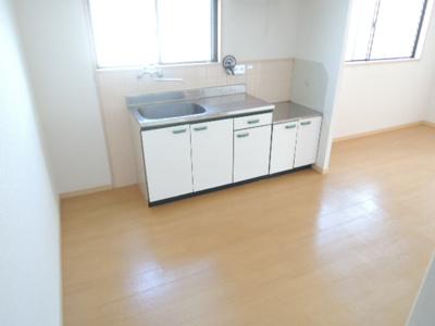 【キッチン】エクセルハイツ針中野