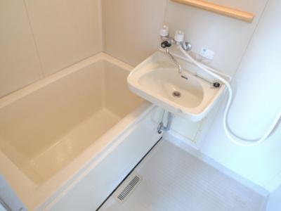 【浴室】エクセルハイツ針中野