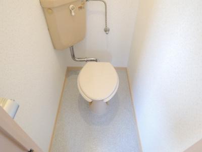 【トイレ】エクセルハイツ針中野