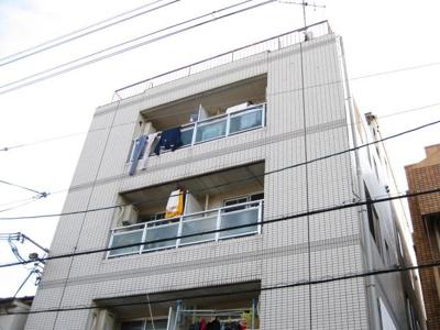 【外観】パークサイドマンション