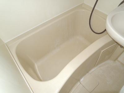 【浴室】カルマール田辺