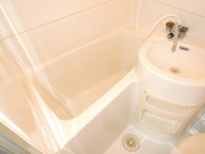 【浴室】鷹合マンション