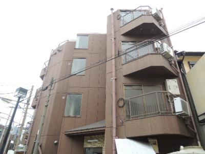 【外観】森川マンション