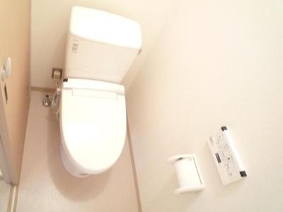【トイレ】コートヤードハウス湯里