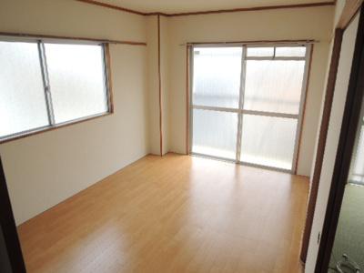 【洋室】la CASA駒川中野