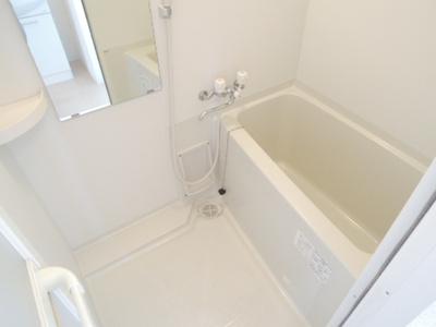 【浴室】la CASA駒川中野
