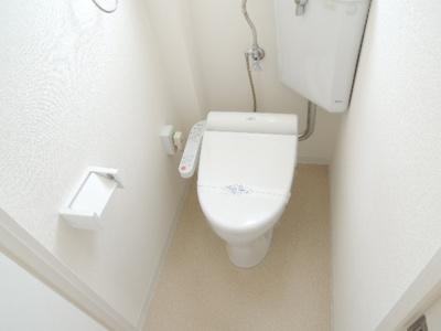 【トイレ】la CASA駒川中野