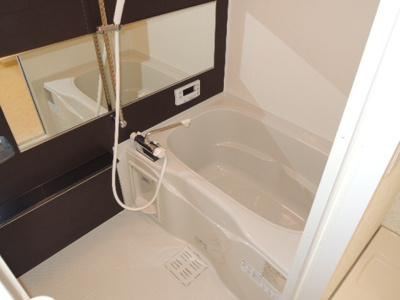 【浴室】ヴィーブル駒川Ⅱ