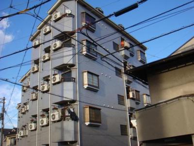 【外観】エムロード駒川