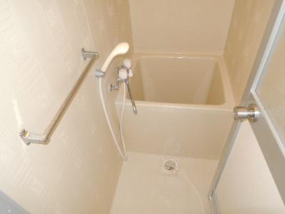 【浴室】オーキッドコート田辺