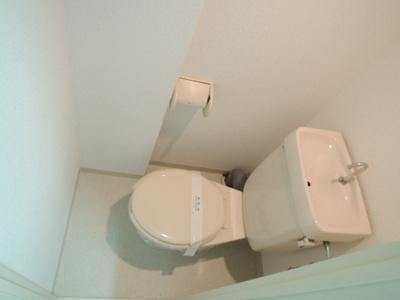 【トイレ】オーキッドコート田辺