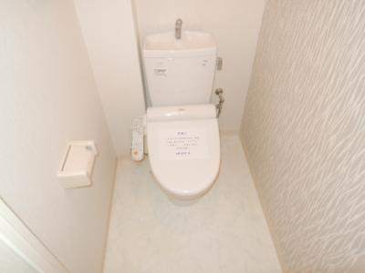 【トイレ】アマナ湯里