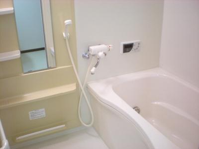 【浴室】CASA瓜破牛屋