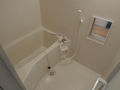 【浴室】ロンドンハイツ平野