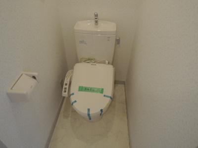 【トイレ】ロンドンハイツ平野