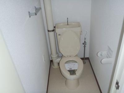 【トイレ】すずかけ台ハイツ